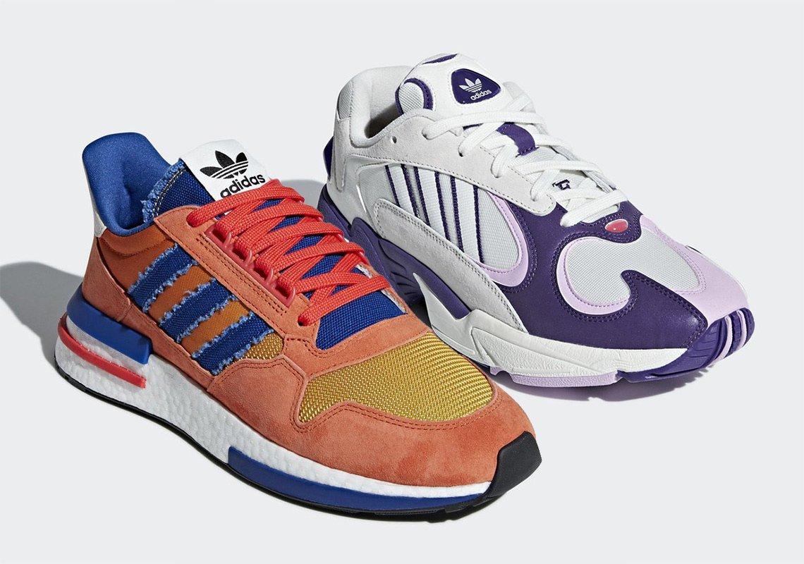lechuga Escepticismo surf  Adidas pondrá a la venta tenis de Dragon Ball - CuartaMx